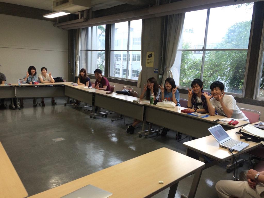 studenti din japonia