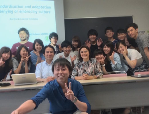 visiting kanagawa university